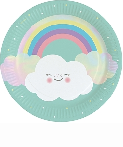 Party Rainbow cloud