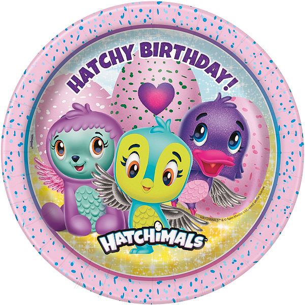 Hatchimals party