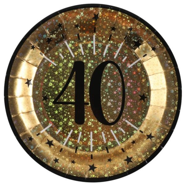 TANIERE 40. narodeniny 10ks