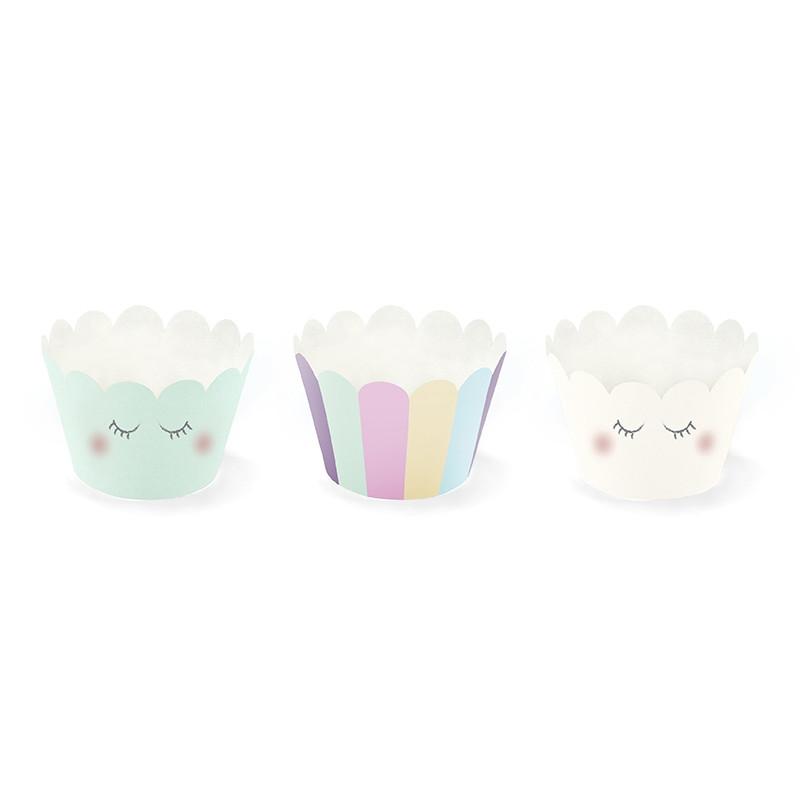 KOŠÍČKY na cupcakes Jednorožec - mojaparty.sk 7705031131b