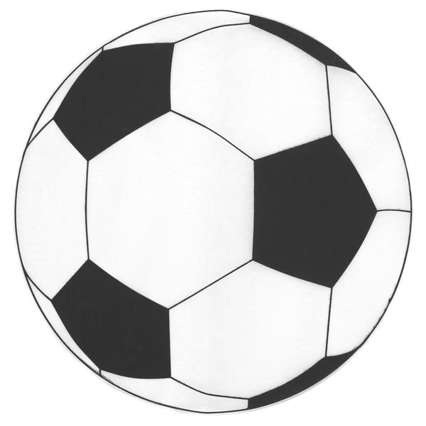 Prestieranie na stôl Futbal 6ks