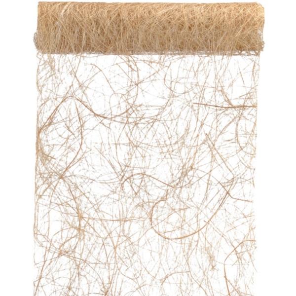 Stolová šerpa kokosové vlákno prírodné