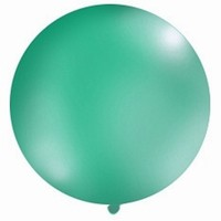 Balon jumbo forest green 1m