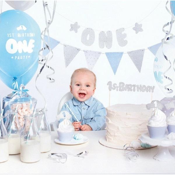 PÁRTY SADA 1. narodeniny Chlapček