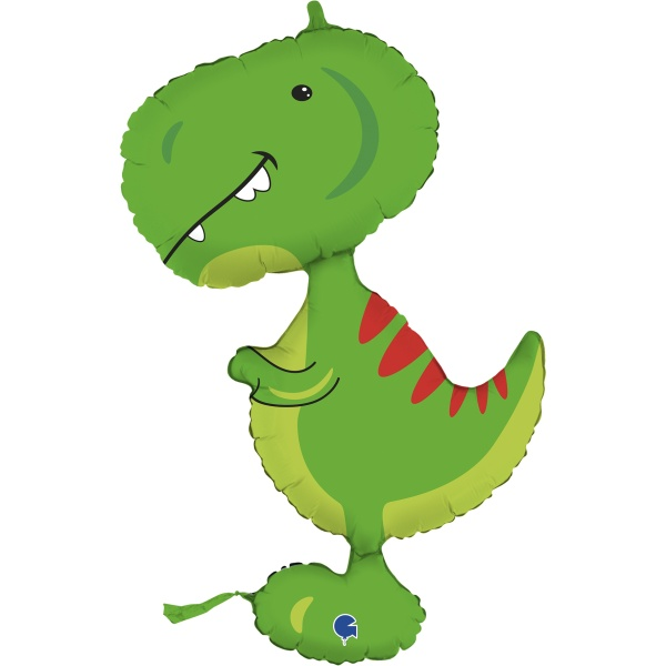 BALÓNIK fóliový Tyrannosaurus