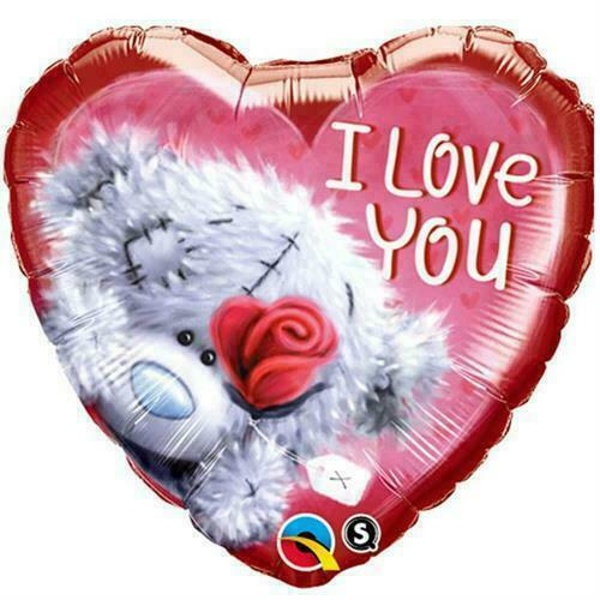 BALÓNIK fóliový srdce Me to You I love you