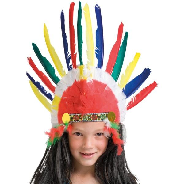 ČELENKA indiánska