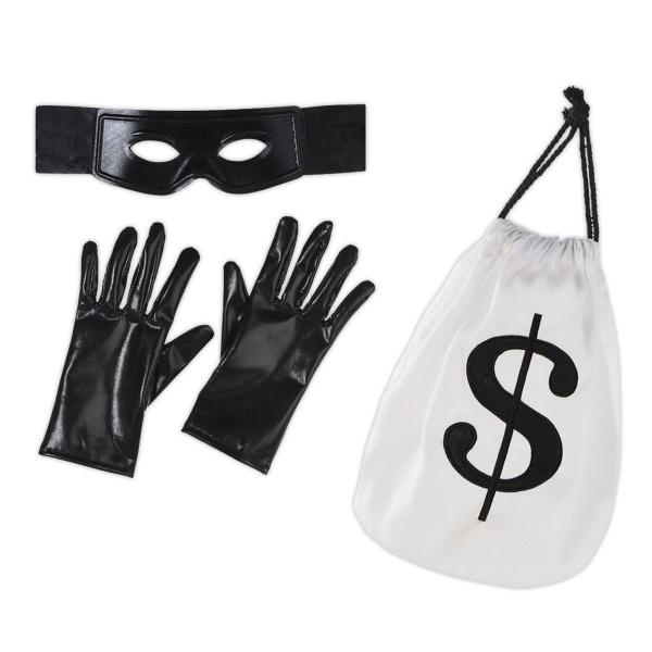 DOPLNKY ku kostýmu Zlodej