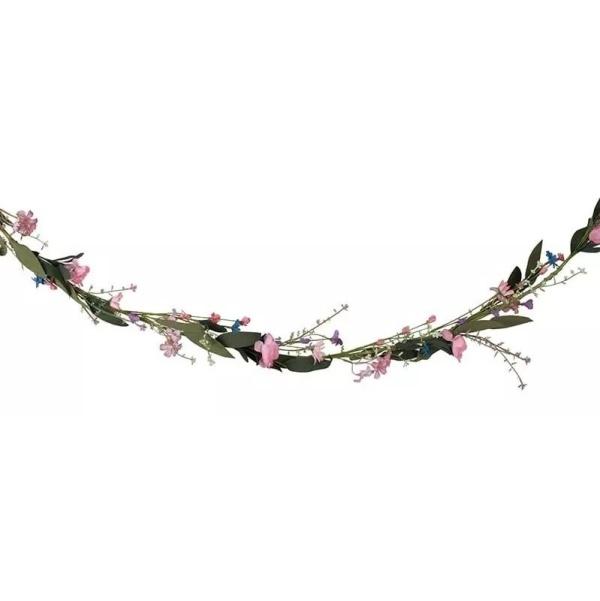 GIRLANDA kvetinová Boho Floral 1,9m