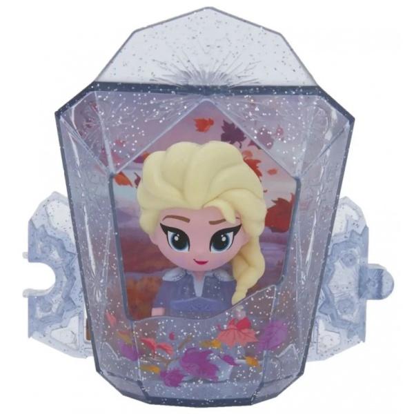 HRAČKA Frozen 2 mini bábika svietiaca s domčekom
