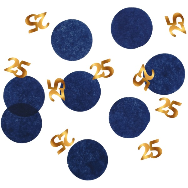 KONFETY HB 25 Elegant True Blue