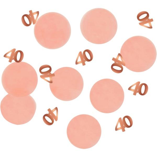 KONFETY HB 40 Elegant Lush Blush