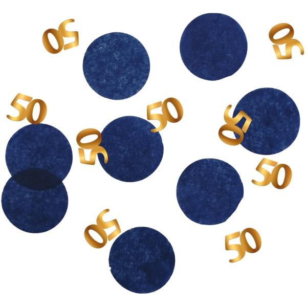 KONFETY HB 50 Elegant True Blue