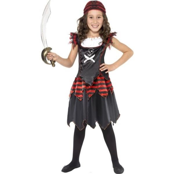KOSTÝM Pirát dievčenský veľ. S
