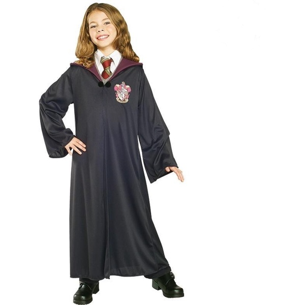 KOSTÝM plášť Harry Potter Nebelvír vel.M (5-6 rokov)