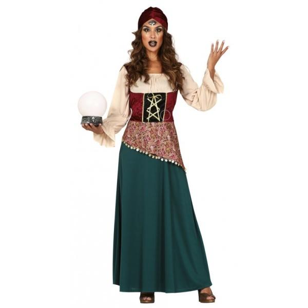 Kostým dámsky Cigánka