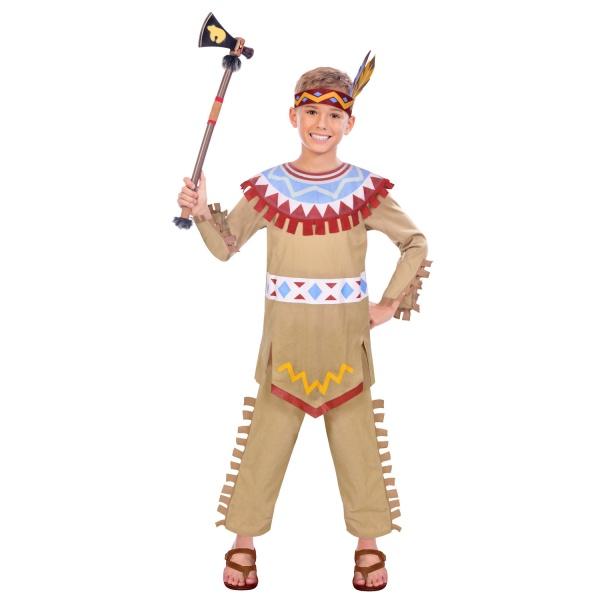 Kostým detský Indián 4-6 rokov