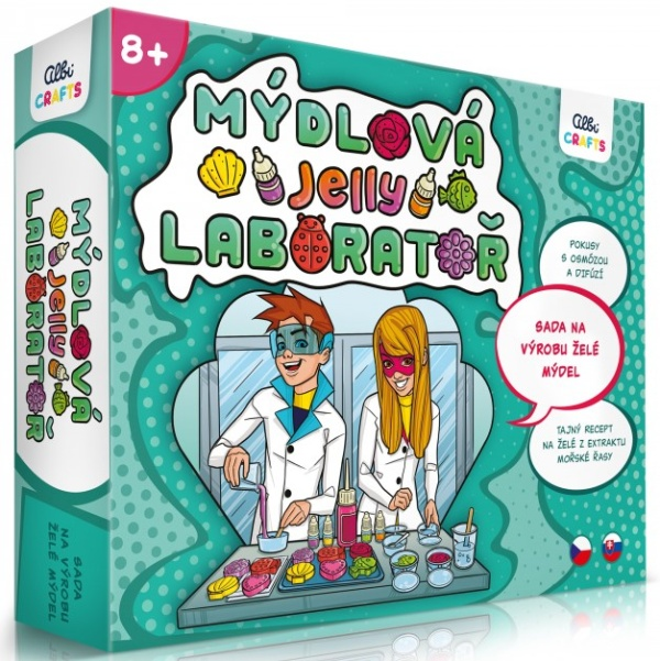 MYDLOVÉ Laboratórium Jelly