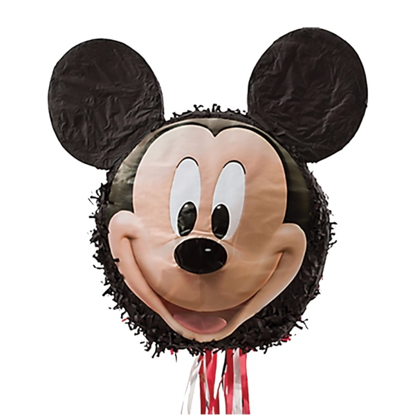 PIŇATA Hlava Mickey Mouse