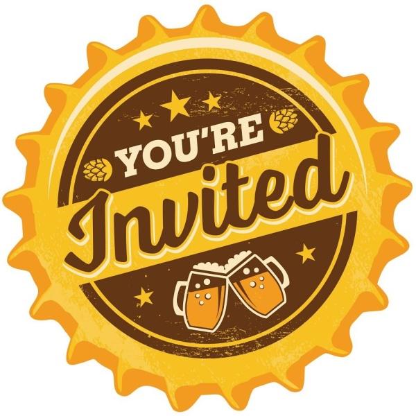 Pozvánky Pivo 8ks