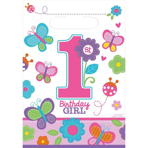SÁČKY Sladké narodeniny 8ks