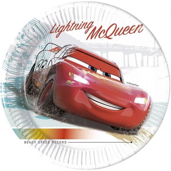 TANIERE Cars High Speed 23cm 8ks