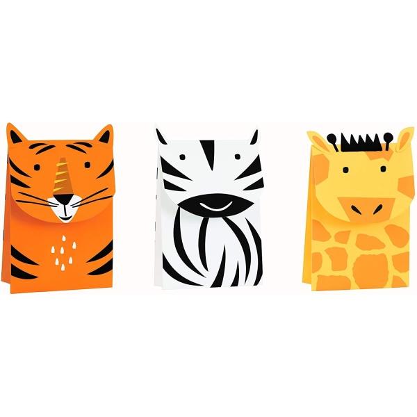 TAŠTIČKY darčekové Safari 3ks