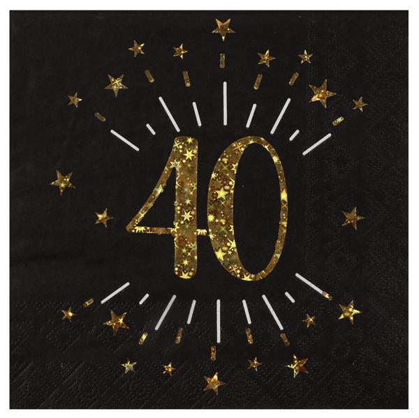 OBRÚSKY 40. narodeniny