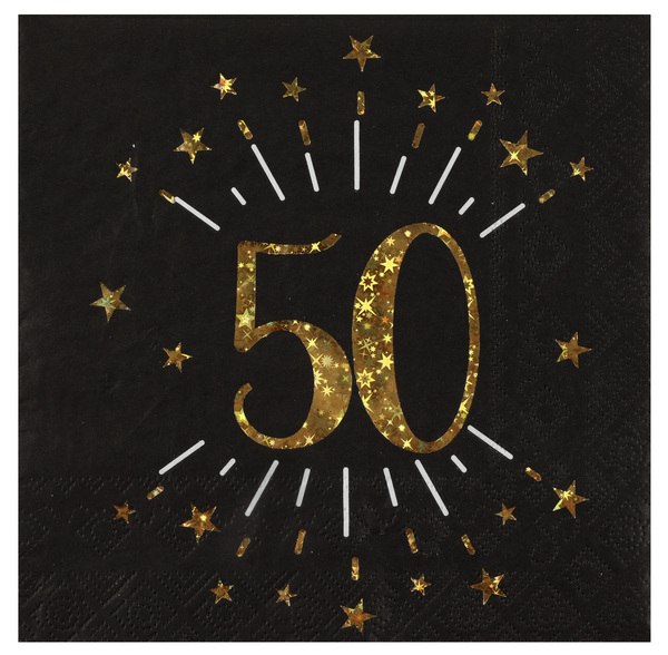 SERVÍTKY 50. narodeniny