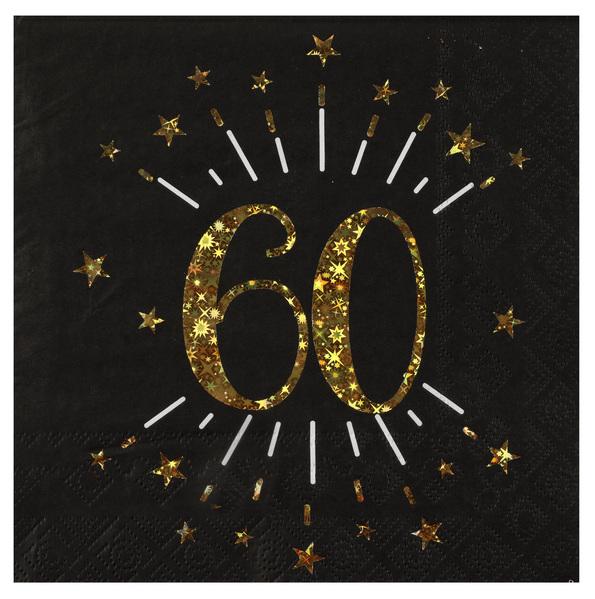 SERVÍTKY 60. narodeniny