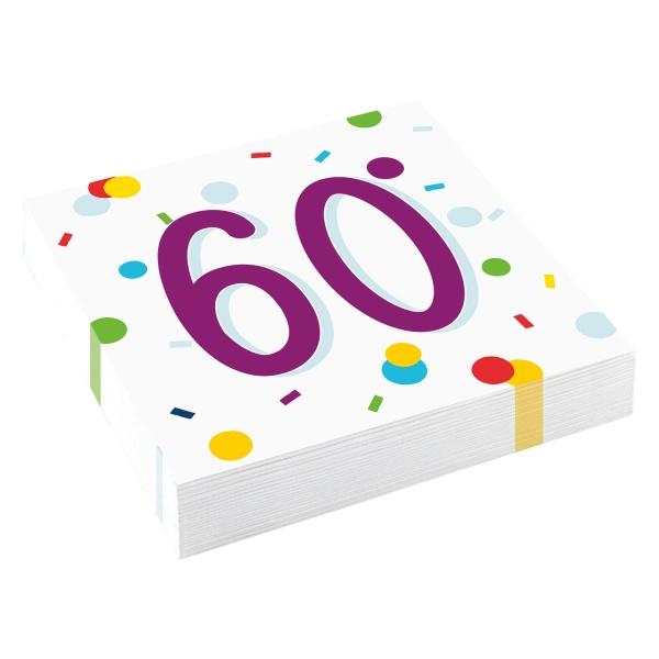 SERVÍTKY 60 konfety
