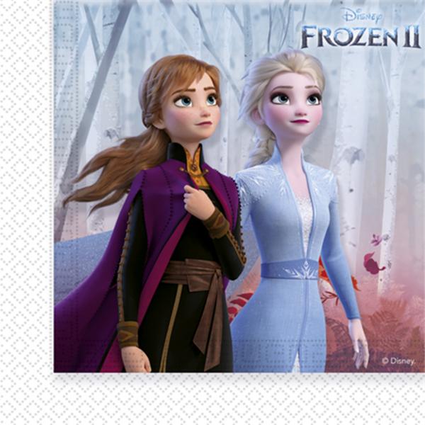 OBRÚSKY Frozen 2 33x33cm 20ks