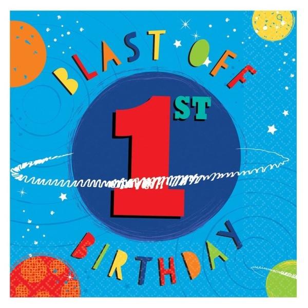 SERVÍTKY Vesmír 1. narodeniny