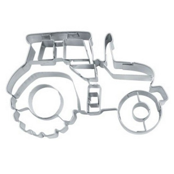 VYKRAJOVÁTKO Traktor s reliéfom 7,5cm