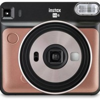 Instax SQ 6 rose gold